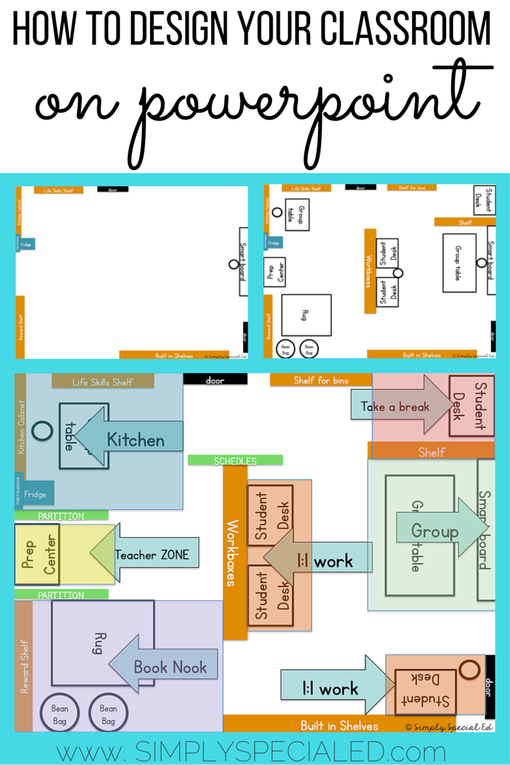 Classroom Layouts For Special Education ~ Autism classroom design simply special ed