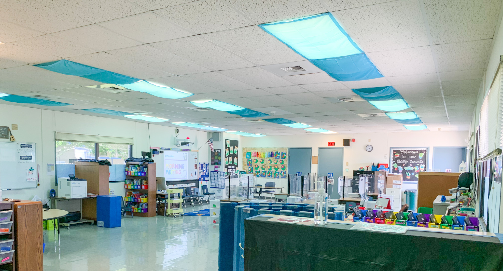Another angle of my K-2 classroom.